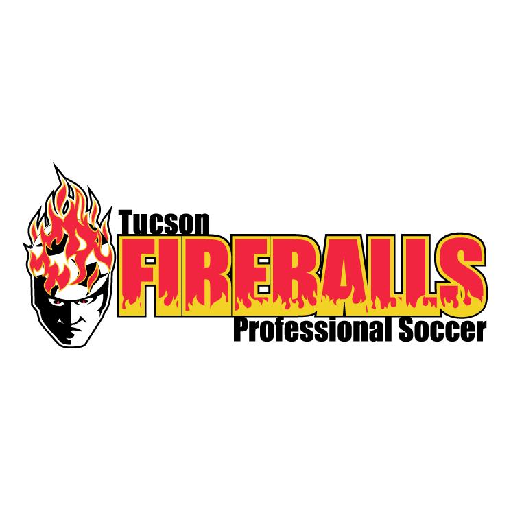 free vector Tucson fireballs