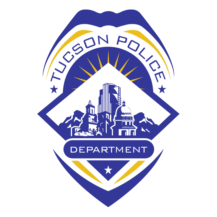 free vector Tucson police department