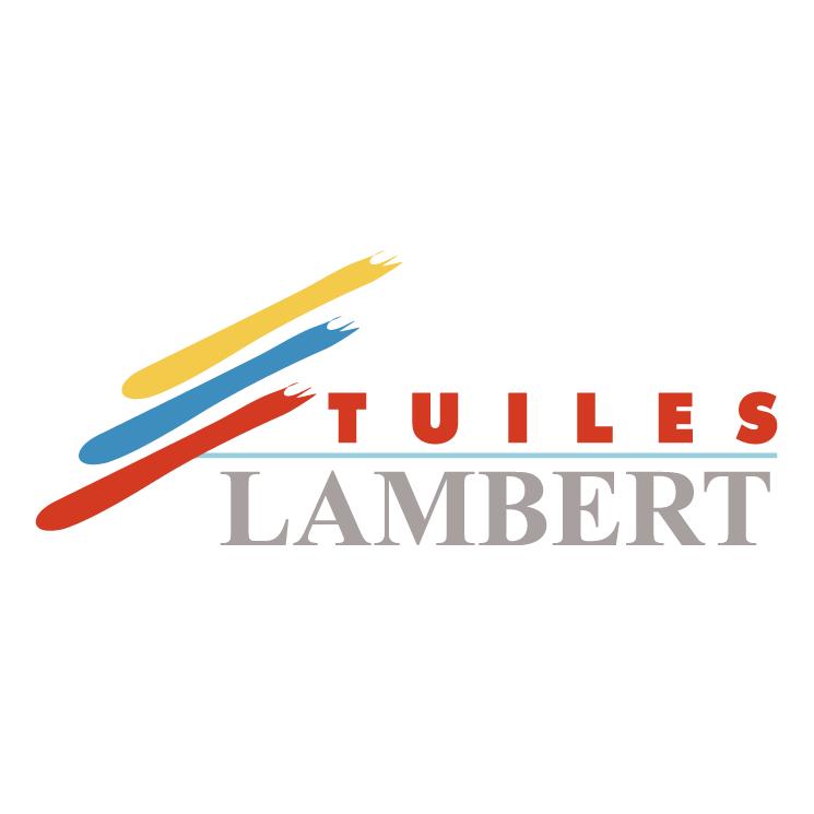 free vector Tuiles lambert