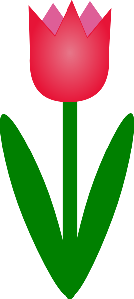 tulip clip art free vector 4vector rh 4vector com free clipart tulip bouquet free clip art tulip border