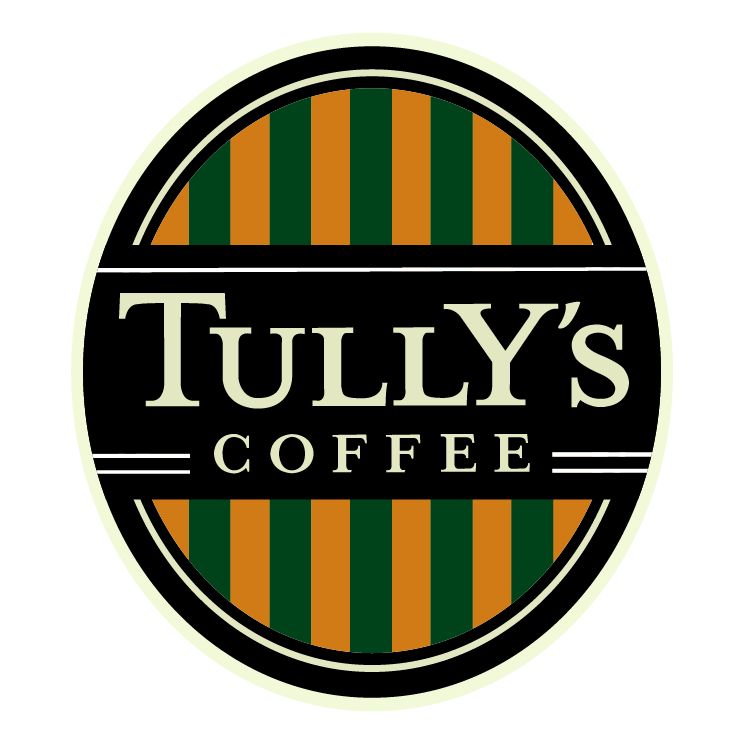 free vector tullys coffee 040921 tullys coffee Tully Coffee Love Tullys Coffee Tullys