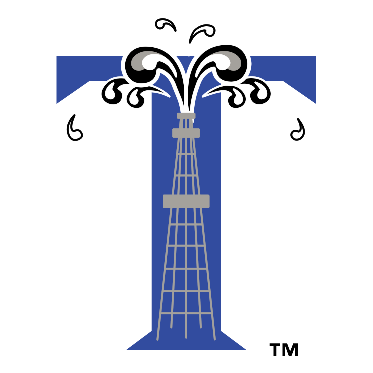 free vector Tulsa drillers 2