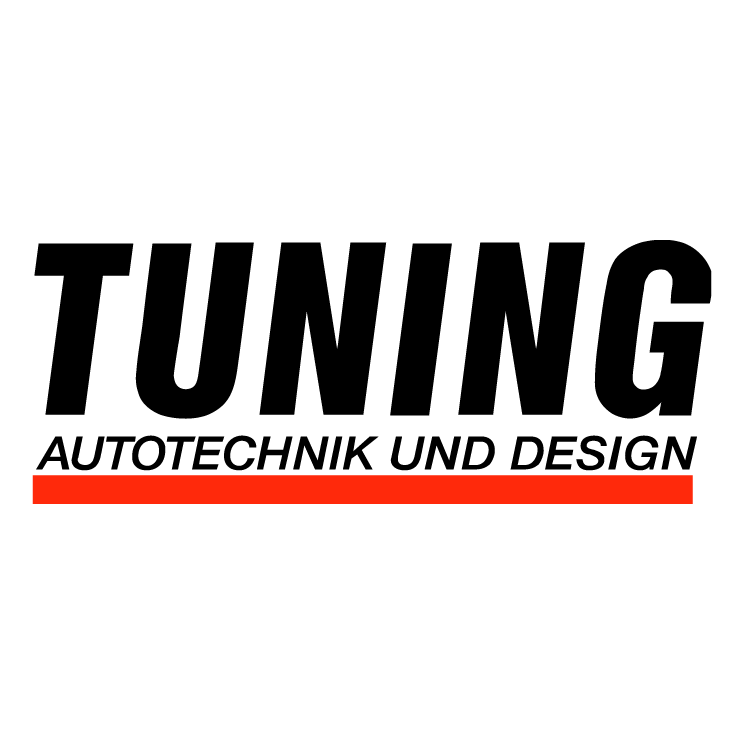 free vector Tuning autotechnik und design