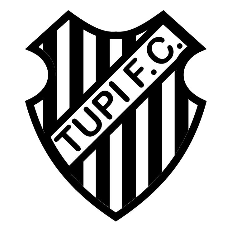 free vector Tupi foot ball club mg