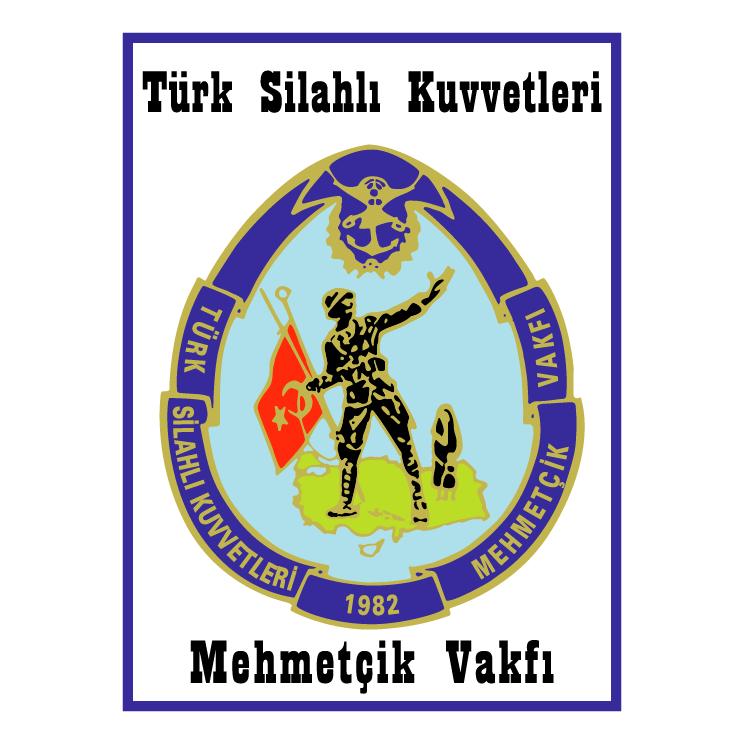 free vector Turk silahli kuvvetleri mehmetcik vakfi