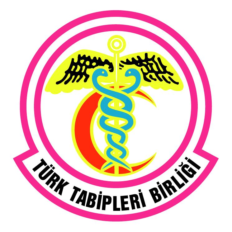 free vector Turk tabipleri birligi