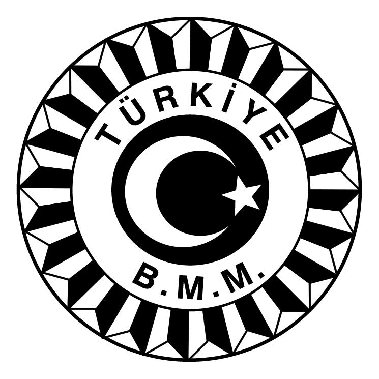 free vector Turkiye bmm