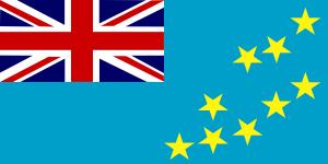 free vector Tuvalu clip art