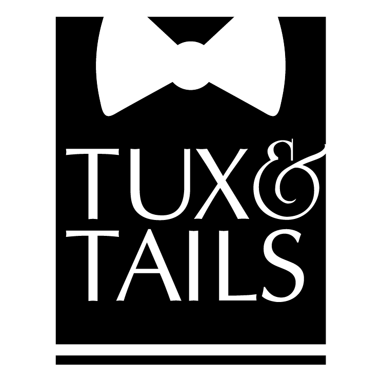 free vector Tux tails