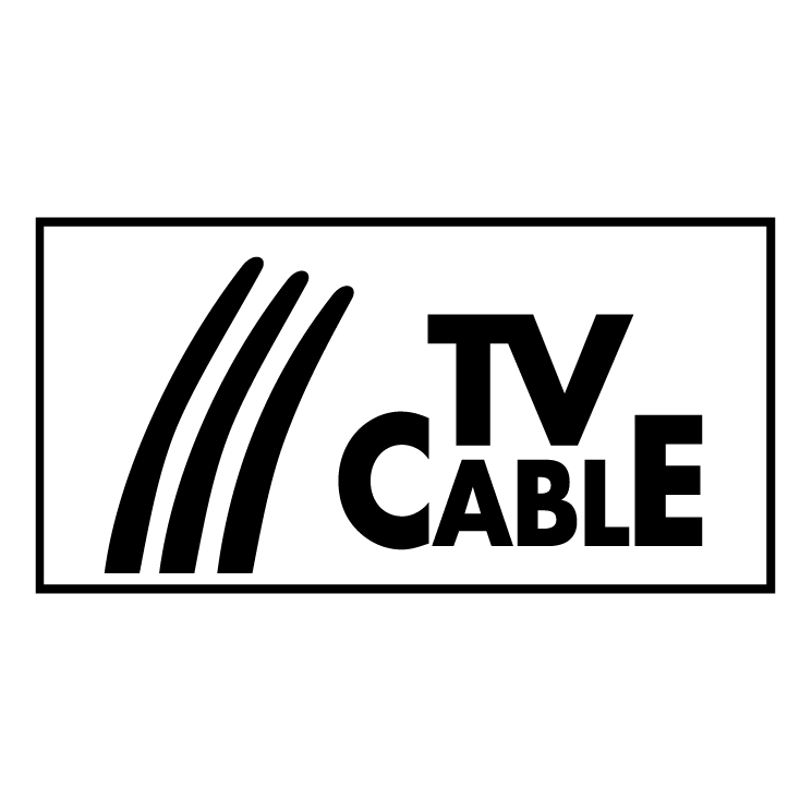 free vector Tv cable