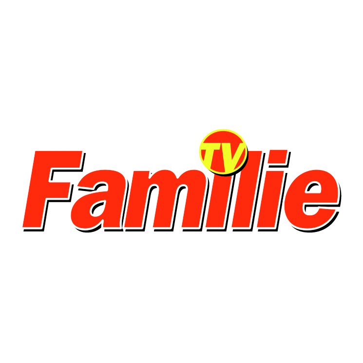 free vector Tv familie