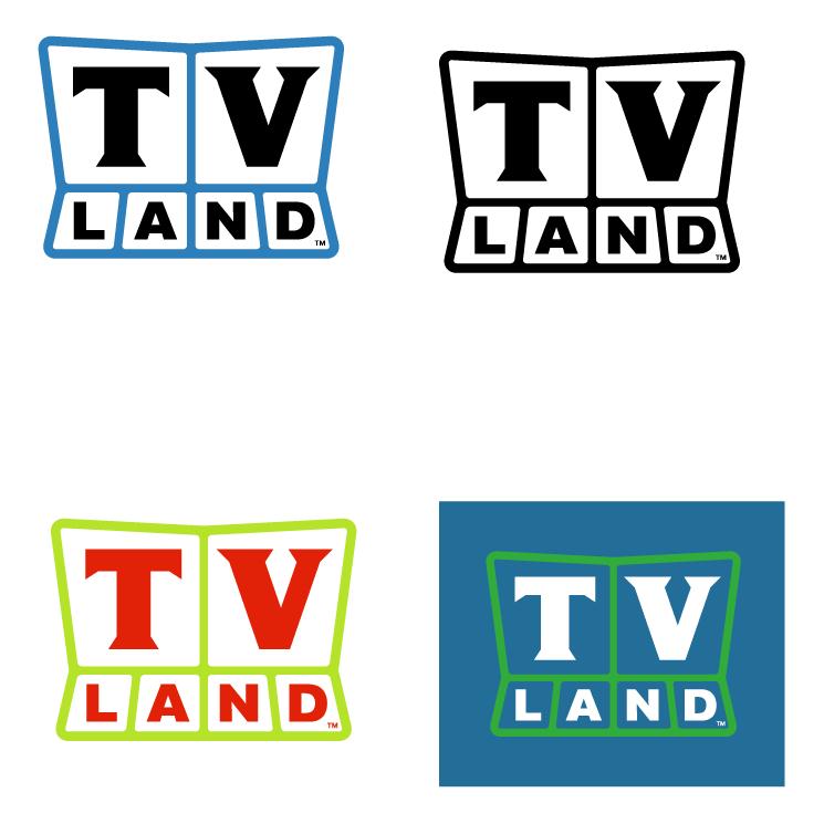 free vector Tv land 0