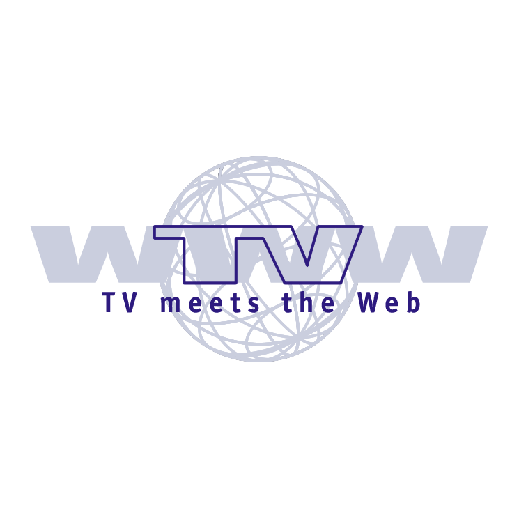 free vector Tv meets the web