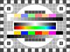free vector Tv Test Screen clip art