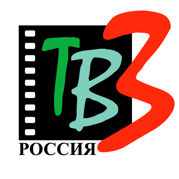 free vector Tv3 russia