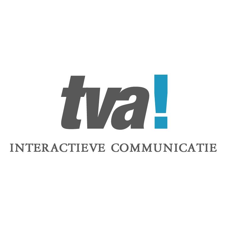 free vector Tva interactieve communicatie