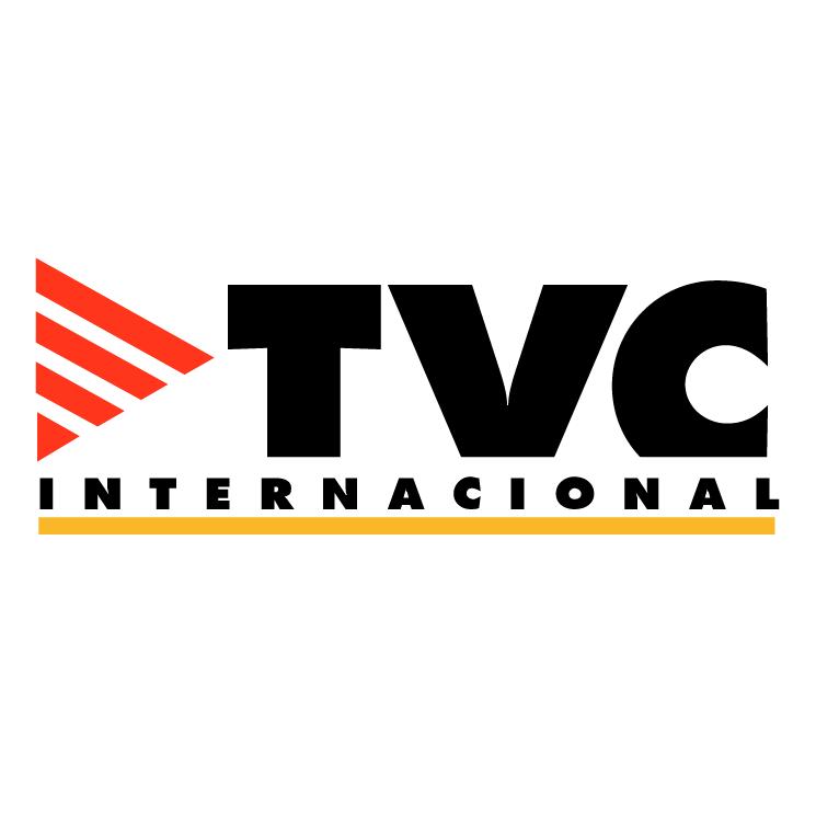 free vector Tvc internacional