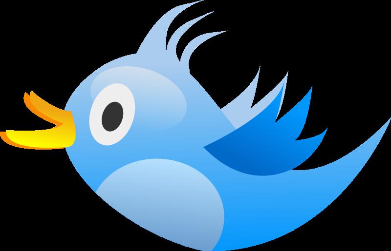 free vector Tweet Bird