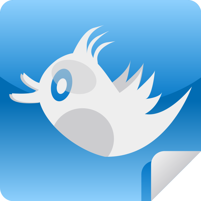 free vector Tweet Icon
