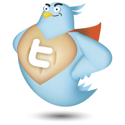 free vector Twitter icon ai and png formats