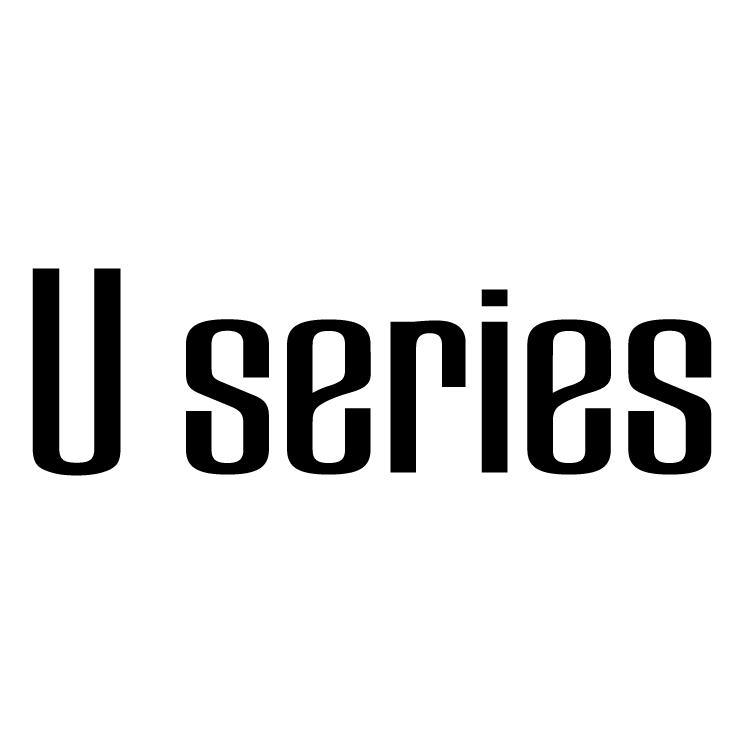 free vector U series
