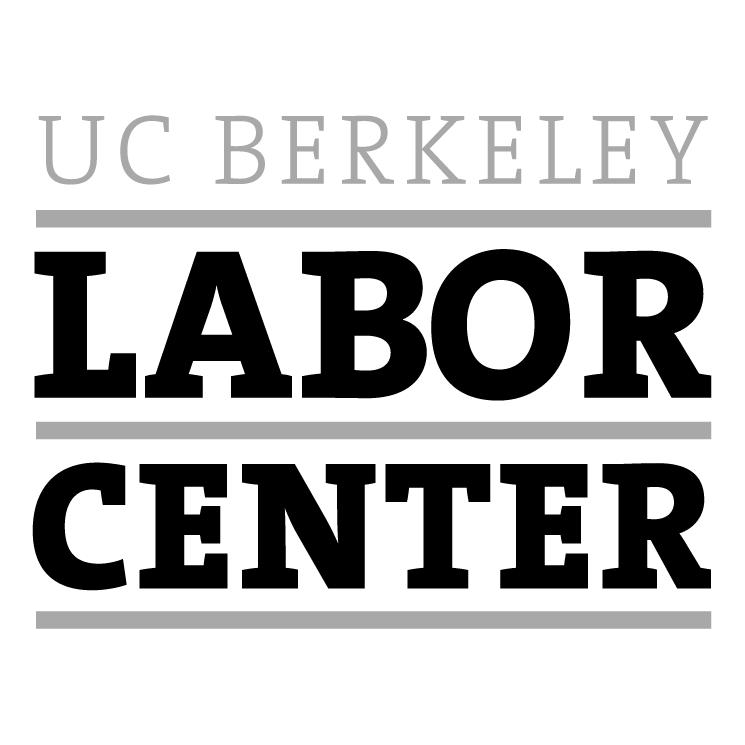 free vector Uc berkeley labor center