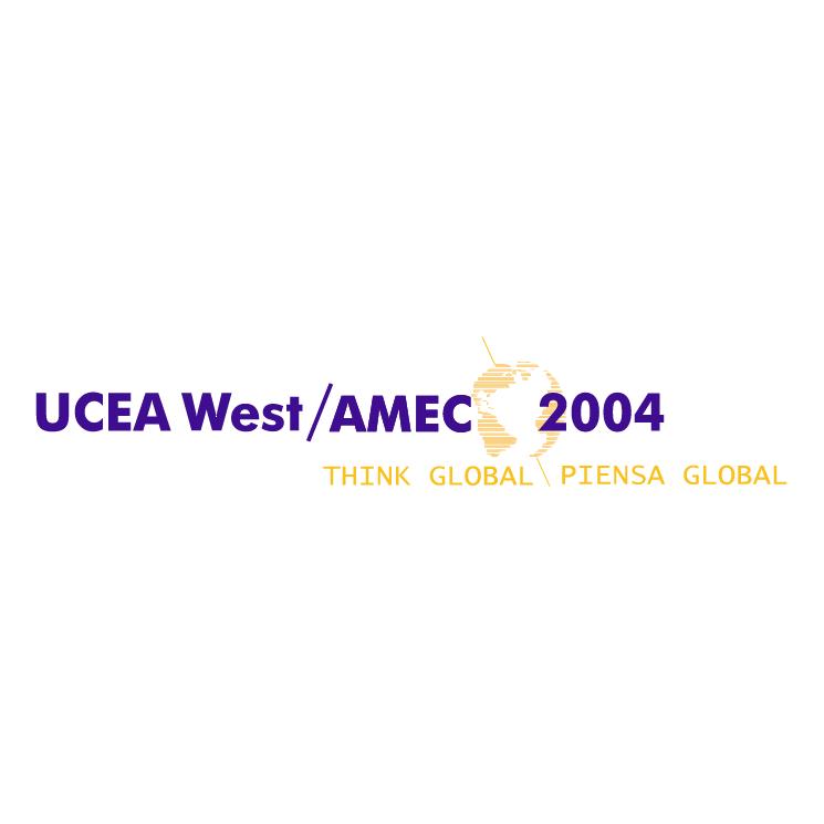 free vector Ucea west amec 2004