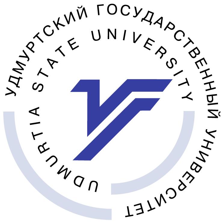 free vector Udmurtia state university