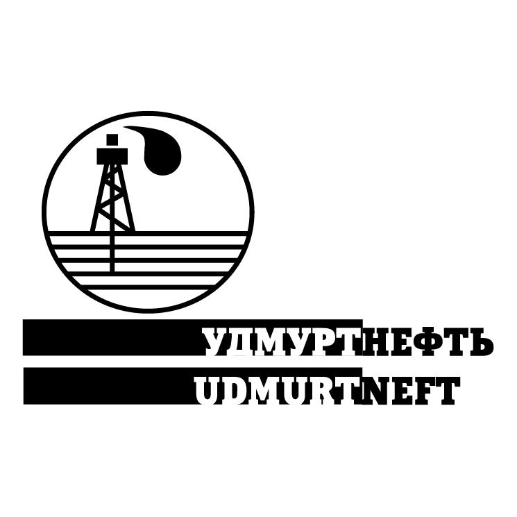 free vector Udmurtneft
