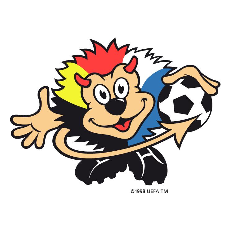 free vector Uefa euro 2000 0