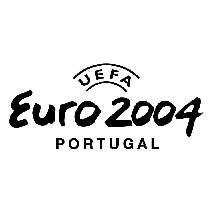 free vector Uefa euro 2004 portugal 0