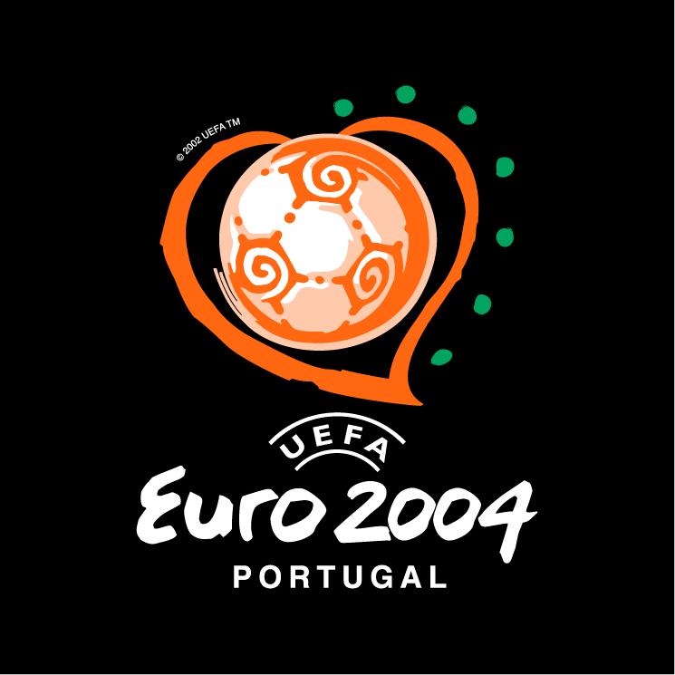 free vector Uefa euro 2004 portugal 1
