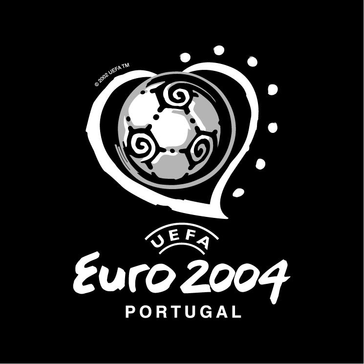 free vector Uefa euro 2004 portugal 2