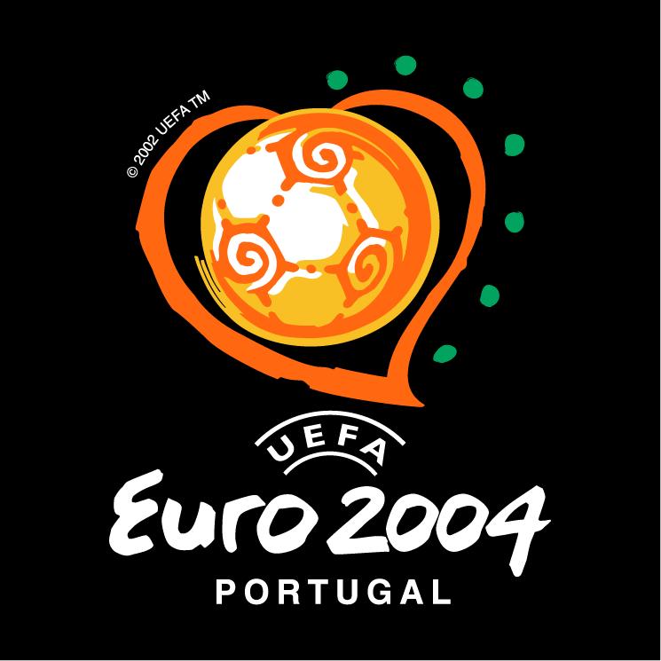 free vector Uefa euro 2004 portugal 33