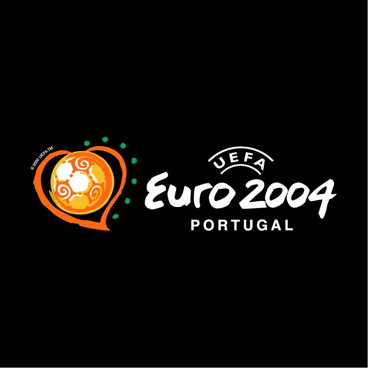 free vector Uefa euro 2004 portugal 34