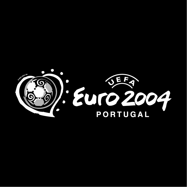 free vector Uefa euro 2004 portugal 4