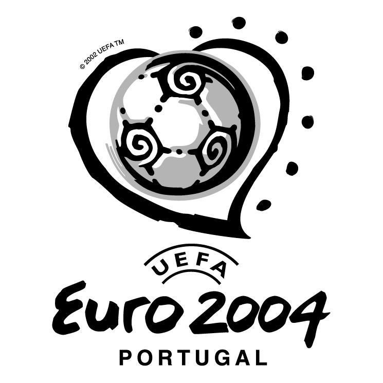 free vector Uefa euro 2004 portugal 5
