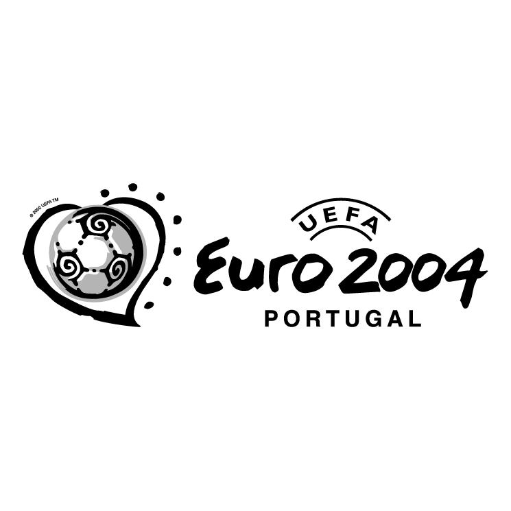 free vector Uefa euro 2004 portugal 6