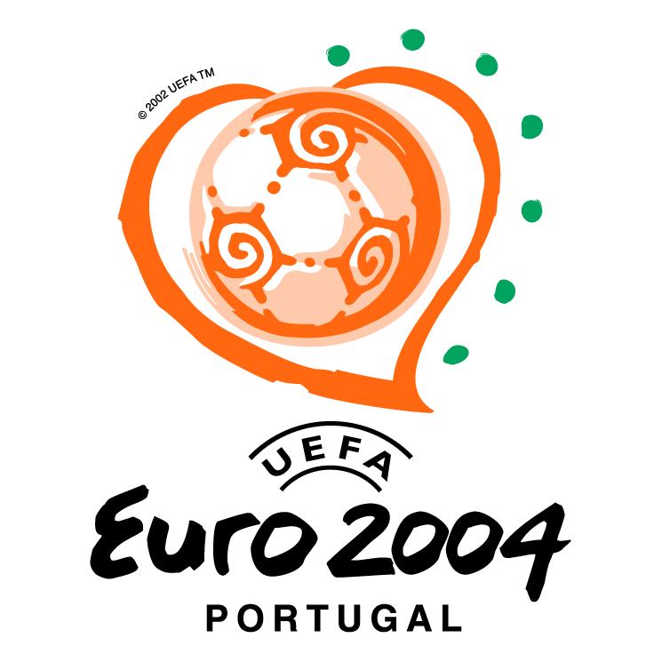 free vector Uefa euro 2004 portugal 8