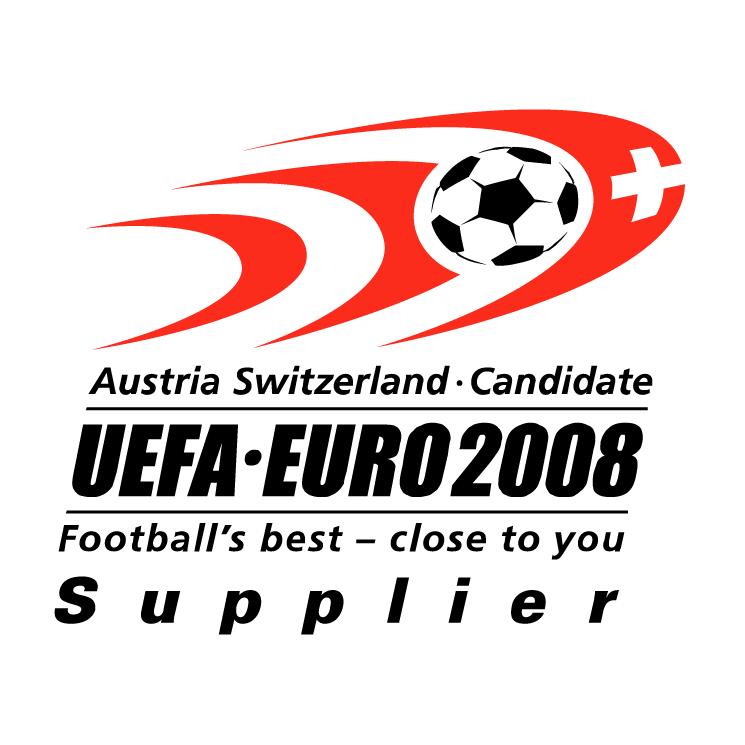 free vector Uefa euro 2008