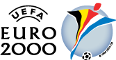 free vector UEFA Euro2000 Football logo
