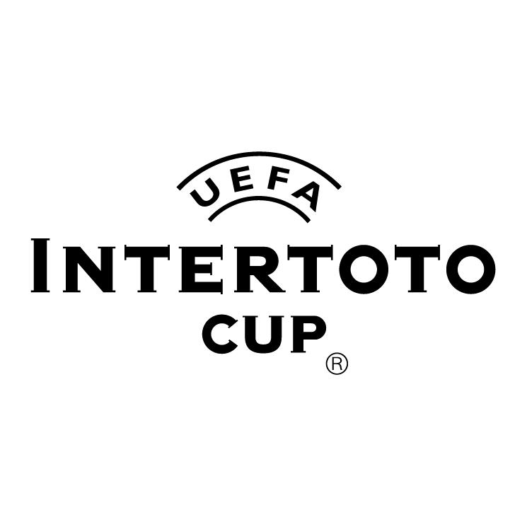 free vector Uefa intertoto cup 0