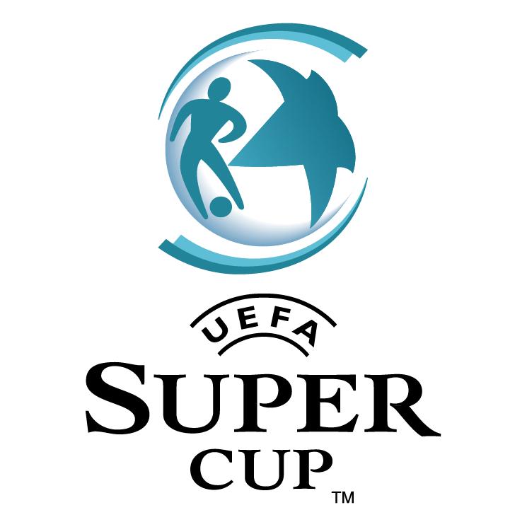 free vector Uefa super cup 0
