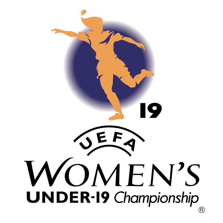 free vector Uefa womens under 19 championship 0