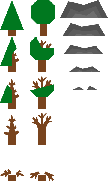 free vector Ugly Resources clip art