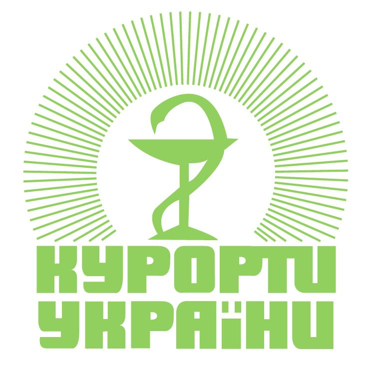 free vector Ukrainian resorts