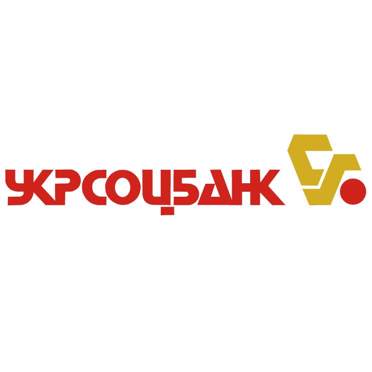 free vector Ukrsotsbank