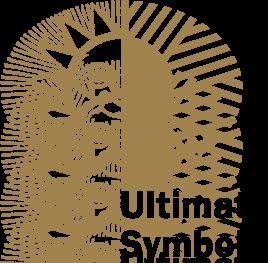 free vector Ultimate symbol logo