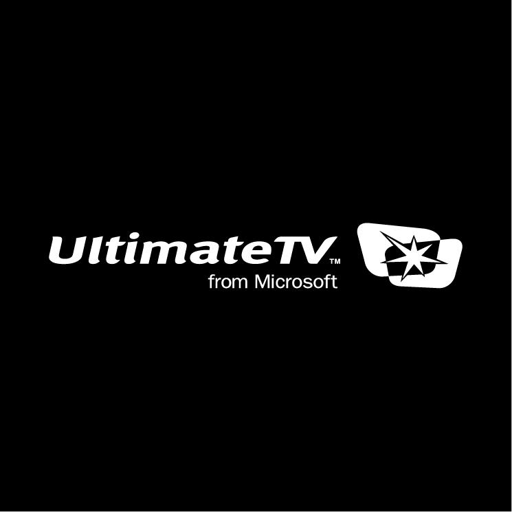 free vector Ultimatetv 1