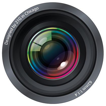 free vector Ultra-Realistic Camera Lenses  Free Vector Graphics